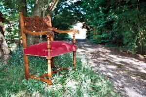 fauteuil renaissance