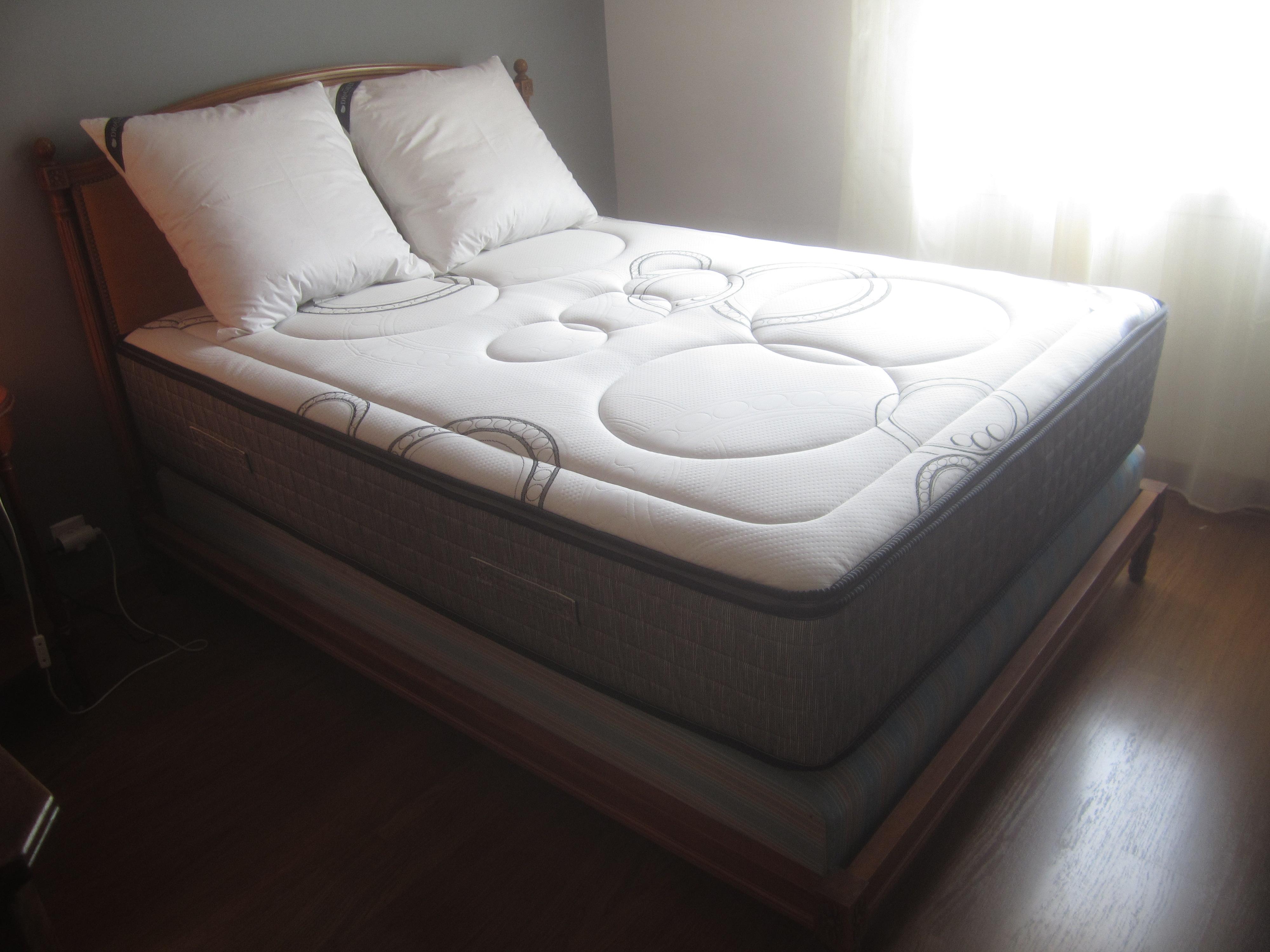 matelas literie matelassier eric desbri res. Black Bedroom Furniture Sets. Home Design Ideas