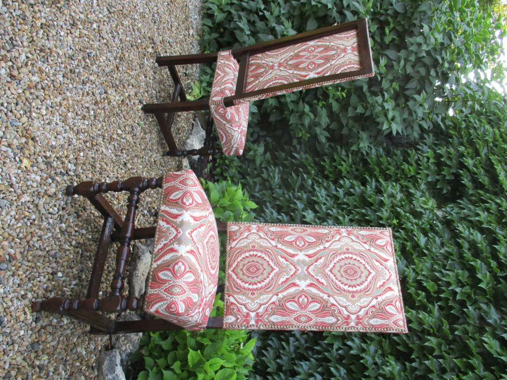 Chaises Louis XIII